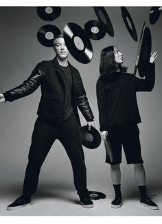 Diplo and Alexander Wang #fashion