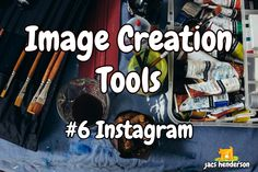 ♥︎  Image Creation Tools  ♥︎  # 6 Instagram Apps  Here are some popular iphone apps for Image creation ... perfect for Instagram on-the-go! ... Click to Read more... #jacshenderson #socialnetworkmarketing #networkmarketing