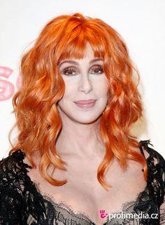 The Legendary Cher & Orange Hair, double win!