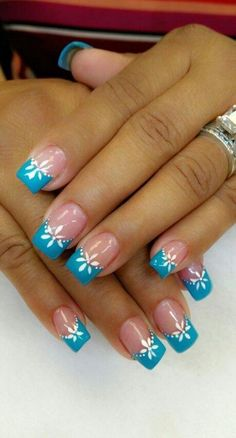 French Pedicure Designs Toenails Pretty Toes 42 Ideas For 2019 - Best Nail Art French Tip Nail Designs, Pretty Nail Designs, French Tip Nails, French Pedicure, French Tips, Summer French Nails, Fingernail Designs, Acrylic Nail Designs, Acrylic Nails