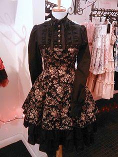 Victorian Maiden brand lolita