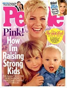 People Magazine April 30 2018 Pink Raising Kids John Cena Khloe Kardashian Scans are of the actual magazine you will receive. Pink - How I'm Raising Strong Kids. 50 Ways To Live Beautifully. People Magazine, Khloe Baby, Worlds Beautiful Women, Beautiful Celebrities, Beautiful Ladies, It's All Happening, Before Wedding, Celebrity Moms, Best Camera