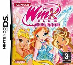 Winx Club Enchantix | Nintendo DS NDSL NDS Game Winx Club Mission Enchantix | PRLog
