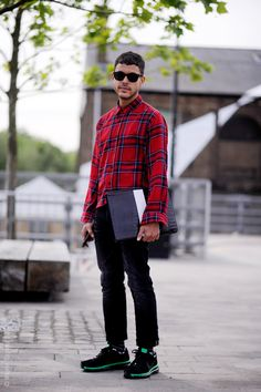 Street Style - Christopher Campbell #LCM