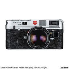 Gear Patrol Camera Phone Design Galaxy Note 4 Case