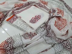 Kirans Boutique jaipur daily wear Dark Coral and White Cotton salwar kameez set with mulmul dupatta for women The post daily wear Dark Coral and White Cotton salwar kameez set with mulmul dupatta appeared first on Kiran's Boutique. Salwar Pants, Silk Anarkali Suits, Cotton Salwar Kameez, Kurti, Wedding Silk Saree, Chiffon Saree, Suits For Sale, Suits For Women, Cotton Suit