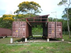 cargo container plans | ... shipping container homes 20 ft container 40 ft container isbu in your