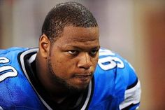 SUH!  he should not be allowed to play in the nfl...he obviously doesnt play well with other...after what he did to aaron rodgers he should be discharged