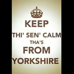 We're celebrating everything that is great about Yorkshire and probably worsening the stereotype in the process! Can you sum up Yorkshire in 1 image? Yorkshire Sayings, Yorkshire Day, Yorkshire England, Happy Birthday Images, Funny Birthday Cards, Birthday Humorous, Birthday Sayings, Birthday Greetings, Birthday Wishes