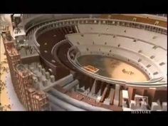 BBC Building the Ancient City Athens and Rome 2of2 Rome - YouTube
