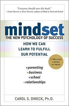 World-renowned Stanford University psychologist Carol Dweck reveals the power of our mindset #achievement #success