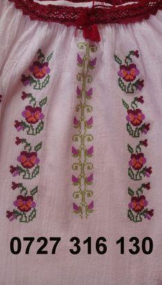 Palestinian Embroidery, Elsa, Cross Stitch Embroidery, Embroidered Shirts, Dots, Cross Stitch, Embroidery