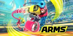 El Nintendo Direct de este mes tendrá a ARMS como protagonista
