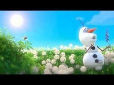 DIE EISKÖNIGIN - VÖLLIG UNVERFROREN - Olaf träumt vom Sommer - Song - Disney