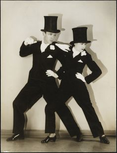 """Vandamm. [Fred and Adele Astaire in """"The Band Wagon"""".] 1931-1932. Museum of the City of New York. 68.80.19"""
