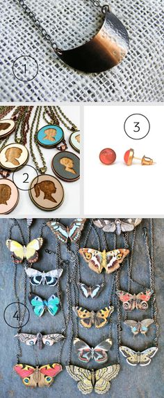 IAMTHELAB WINTER PICKS 2013 – BAUBLES: 20 of the hottest handmade jewelry collections from around the world. Get something fab for yourself or as a gift for family and friends.