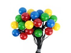 Lampjesslinger 'Multicolor'