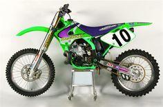 1996 kx 250