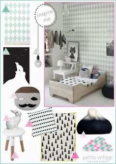 Gallop Lifestyle - Great design, online.: Get the Look | Scandi Inspired Kids Room