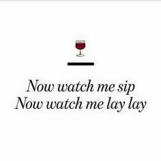 Whip sip nay nay lay lay