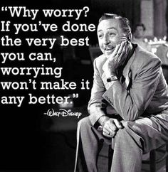 On not beating yourself up: | 16 Walt Disney Quotes To Help Guide You Through Life