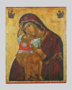 Έργο του Κρητικού ζωγράφου Άγγελου Ακοτάντου.Δεύτερο τέταρτο 15ου αιώνα.