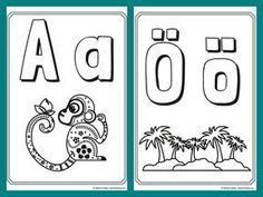 Lär dig alfabetet ända in i ryggmärgen när du leker med vårt rörelse-ABC, som såklart är helt gratis att ladda ner. Klicka på var och en av bilderna för att komma till respektive sida med en nedlad...