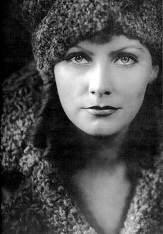 Greta Garbo - ahead of her time.