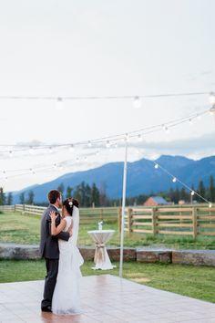 Sky Ridge Ranch Wedding  Read more - http://www.stylemepretty.com/2013/12/16/sky-ridge-ranch-wedding/