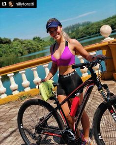 There is nothing quite so beautiful as a women with a bike. Road Bike Women, Bicycle Women, Bicycle Girl, Female Cyclist, Cycling Girls, Cycle Chic, Bike Style, Cycling Outfit, Athletic Women