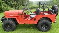 $9,500 New everything from ground up, needs paint to be a show jeep. All stock parts used for rebuild back to oem.