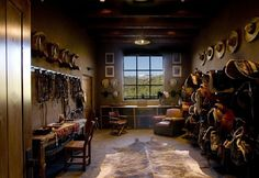 Inspirational Interiors: 5 Amazing Tack Rooms