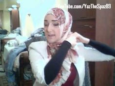 This is really great for work and you can do this even if you don't have a vela hijab. Hijab Tutorial #13 (Vela Hijab)