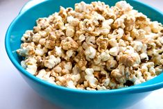 When I found out this morning that it was National Popcorn Day, everything changed. I love popcorn and it's turned into my new super-healthy and crunchy snack sans butter but with a sprinkling of s...