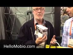 Video testimonial from a consumer who just purchased a Mobio Grip from our booth at the 2013 International Consumer Electronics Convention in Las Vegas. Consumer Electronics, Las Vegas, Videos, Youtube, Last Vegas, Youtubers, Youtube Movies
