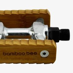 Bamboo Pedals by Bamboobee | MONOQI