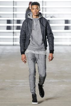See the complete John Elliott Fall 2016 Menswear collection.
