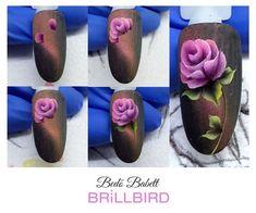 BrillBird műköröm alapanyagok, műkörömépítő tanfolyamok, köröm minták Nailart
