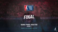 Partidos Completos del Dubai Padel Master 2015