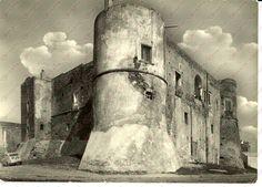 1962 BERNALDA (MT) Il Castello *Cartolina postale FG VG