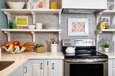 Penny Tile and Open Shelves! Photo - Google Photos