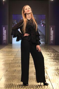 argentina fashion week francisco ayala los pantalones...re argentinos
