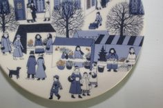 Your place to buy and sell all things handmade Japanese Toys, Scandinavian Home, My Heritage, Plates On Wall, Finland, Denmark, Sweet Home, Pottery, Marketing