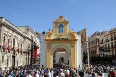 Corpus Christi en #Sevilla