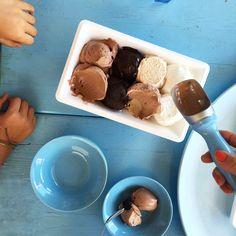 Chi vuole un gelato per colazione? Potrebbe essere una buona idea per queste calde giornate d'estate ... #buongiorno #buonadomenica #domenica #agosto #goodmorning #happysunday #colazione #lacucinachevale #breakfast #colazioneitaliana #food #foodblogger #foodlover #foodphotography #foodporn #blogger #blog #easy #happiness #enjoy #enjoylife #gelato #icecream #family #holiday #sardegna