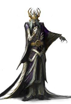 m Sorcerer Robes Iuz