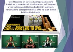 bästa casino bonus, online casino, kasino (with image) · bonussnurr