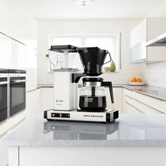 KB952 AO Cream - Less half pot - Several cups - Brewers - Product Guide