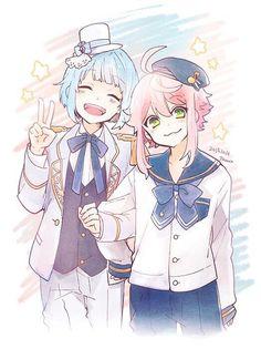 Hajime x Tori ><