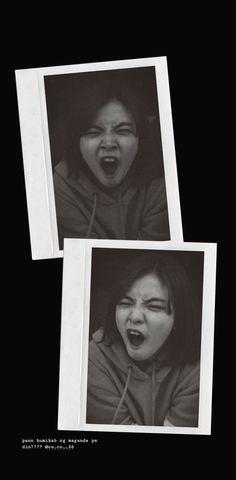 Kyot paren❤️ Filipina Beauty, Wallpaper Quotes, Short Hair Styles, Coconut, Polaroid Film, Girl Crushes, Cute, Bob Styles, Short Hair Cuts